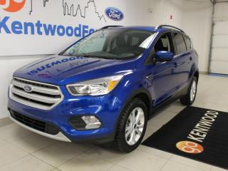Used 2018 Ford Escape SE | AWD | 200a Pkg | Remote Starter | One Owner | No Accidents for sale in Edmonton, AB