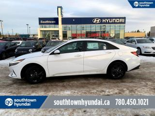 New 2021 Hyundai Elantra Essential M/T -2.0L Heated Seats, Backup Cam, Bluetooth, A/C for sale in Edmonton, AB