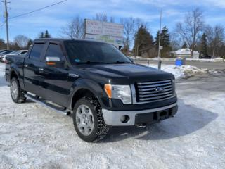 Used 2010 Ford F-150 XLT 4X4 for sale in Komoka, ON