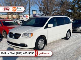 Used 2017 Dodge Grand Caravan SXT; WINTER TIRES, HEATED SEATS, LEATHER, NAV, DVD PLAYER, BACKUP CAMERA, 7 PASSENGER, STOW AND GO, 3M, BLUETOOTH for sale in Edmonton, AB