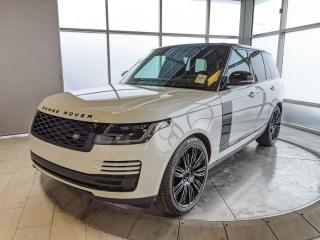 New 2021 Land Rover Range Rover HSE for sale in Edmonton, AB