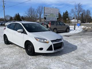 Used 2014 Ford Focus SE for sale in Komoka, ON