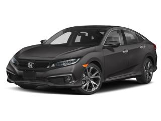 New 2021 Honda Civic SDN Touring CIVIC 4 DOORS for sale in Woodstock, ON