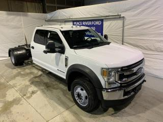 New 2021 Ford F-550 Super Duty DRW XLT for sale in Peace River, AB