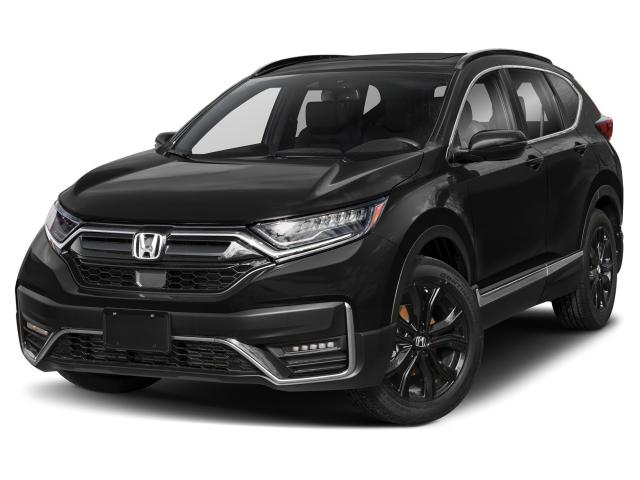 2021 Honda CR-V BLACK EDITION 4WD CRV 5 DOORS