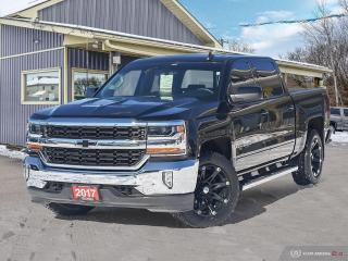 Used 2017 Chevrolet Silverado 1500 LT,4X4,CREWCAB,LOW KMS,REMOTE START,TOW PKG for sale in Orillia, ON
