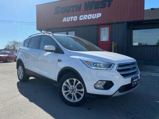 Used 2017 Ford Escape SE|AWD|PanoRoof|HtdSeats|Bluetooth|Alloys for sale in London, ON