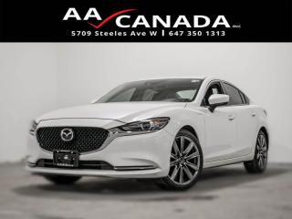 Used 2018 Mazda MAZDA6 GT for sale in North York, ON