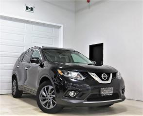 Used 2016 Nissan Rogue SL BLIND SPOT NAVIGATIONREAR VIEW CAMERA PANORAMIC for sale in North York, ON