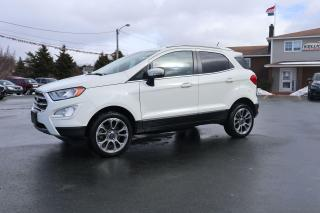 Used 2019 Ford EcoSport Titanium for sale in Conception Bay South, NL