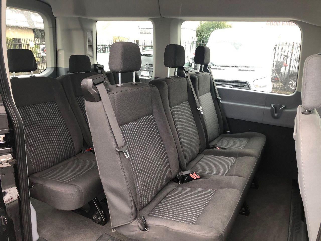 2019 Ford Transit 150