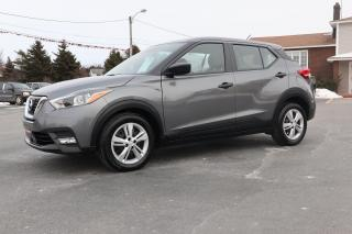 Used 2020 Nissan Kicks S for sale in Conception Bay South, NL