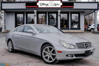 Used 2006 Mercedes-Benz CLS-Class 5.0L for sale in Ancaster, ON