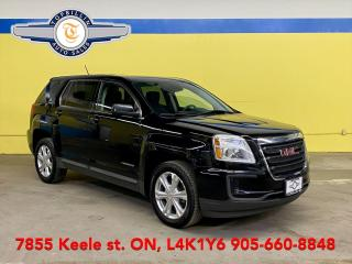Used 2017 GMC Terrain Backup Cam, 2 Years Warranty for sale in Vaughan, ON