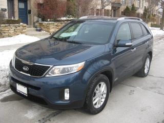 Used 2015 Kia Sorento LX, AWD, CERTIFIED, NO ACCIDENTS, A1 for sale in Toronto, ON
