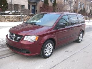 Used 2017 Dodge Grand Caravan NO ACCIDENTS, CERTIFIED, REAR STOW'N'GO, NEW TIRES for sale in Toronto, ON