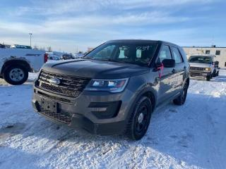 Used 2017 Ford Explorer Police IN for sale in Innisfil, ON