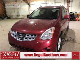 Used 2013 Nissan Rogue 4D Utility AWD for sale in Calgary, AB