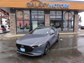 Used 2020 Mazda MAZDA3 SPORT GT for sale in Courtenay, BC