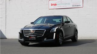 Used 2016 Cadillac CTS Sedan Luxury Collection AWD for sale in Victoria, BC