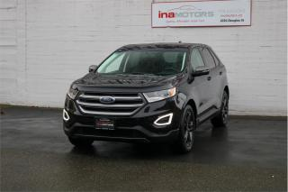 Used 2018 Ford Edge SEL for sale in Victoria, BC