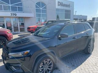 Used 2021 Jeep Cherokee North for sale in Nepean, ON