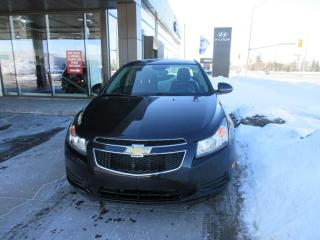 Used 2014 Chevrolet Cruze LT for sale in Nepean, ON