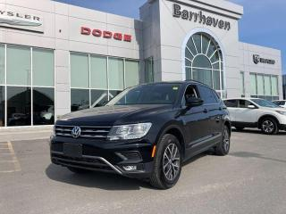 Used 2018 Volkswagen Tiguan AWD Comfortline for sale in Ottawa, ON