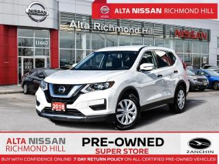Used 2018 Nissan Rogue S   Rear CAM   BSW   Aple Carply   HTD Front Seats for sale in Richmond Hill, ON