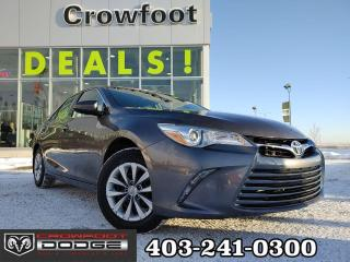 Used 2017 Toyota Camry LE for sale in Calgary, AB