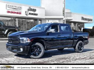 New 2021 RAM 1500 Classic SLT | SPORT PKG | HITCH | LUXURY GROUP | SPORT HOO for sale in Simcoe, ON