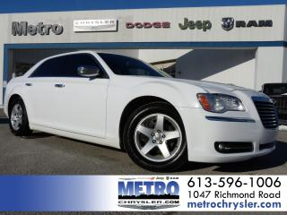 Used 2012 Chrysler 300 LIMITED LOADED for sale in Ottawa, ON