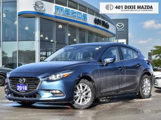 Used 2018 Mazda MAZDA3 Sport GS ONE OWNER|1.99 % FINANCE AVAILABLE for sale in Mississauga, ON