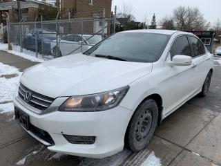 Used 2014 Honda Accord Sedan 4dr I4 CVT Sport for sale in Hamilton, ON