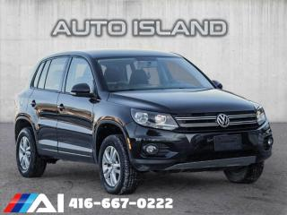 Used 2013 Volkswagen Tiguan 4dr Auto 4Motion for sale in North York, ON