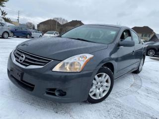 Used 2011 Nissan Altima 4dr Sdn I4 CVT 2.5 for sale in Oakville, ON