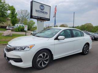 Used 2016 Honda Accord LX for sale in Cambridge, ON