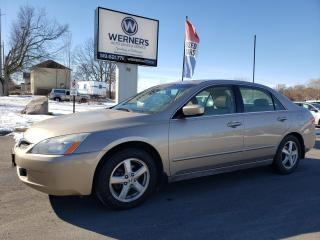 Used 2003 Honda Accord EX-L for sale in Cambridge, ON