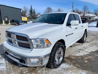 Used 2012 Dodge Ram 1500 BIG HORN | 4X4 | for sale in Barrie, ON