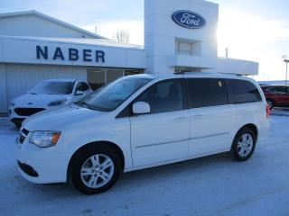 Used 2013 Dodge Grand Caravan Crew for sale in Shellbrook, SK