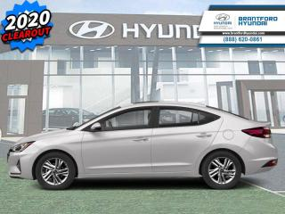 New 2020 Hyundai Elantra Preferred w/Sun & Safety Package IVT  - $146 B/W for sale in Brantford, ON