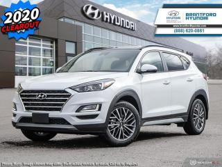 New 2020 Hyundai Tucson Luxury for sale in Brantford, ON