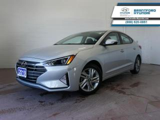 Used 2019 Hyundai Elantra BLUETOOTH   BACK UP CAM   HEATED SEATS for sale in Brantford, ON