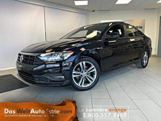 Used 2019 Volkswagen Jetta Highline  R-LINE NOIR for sale in Sherbrooke, QC