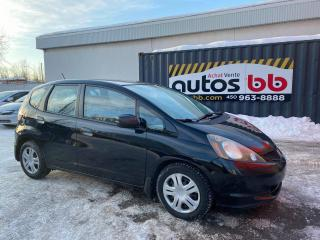Used 2009 Honda Fit for sale in Laval, QC