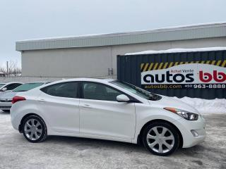 Used 2013 Hyundai Elantra for sale in Laval, QC