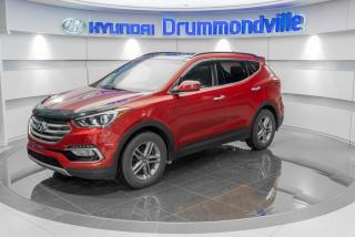 Used 2017 Hyundai Santa Fe Sport LUXURY AWD + GARANTIE + NAVI + TOIT + WO for sale in Drummondville, QC