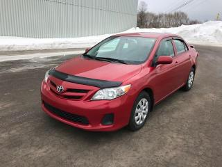 Used 2011 Toyota Corolla Berline 4 portes, boîte automatique, CE for sale in Québec, QC