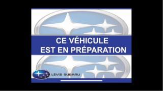 Used 2019 Subaru WRX Sport Manual,siege électrique,bluetooth,toit for sale in Lévis, QC