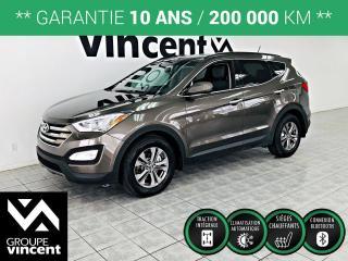 Used 2013 Hyundai Santa Fe SPORT PREMIUM AWD ** GARANTIE 10 ANS ** Transportez votre famille en toute sécurité! for sale in Shawinigan, QC